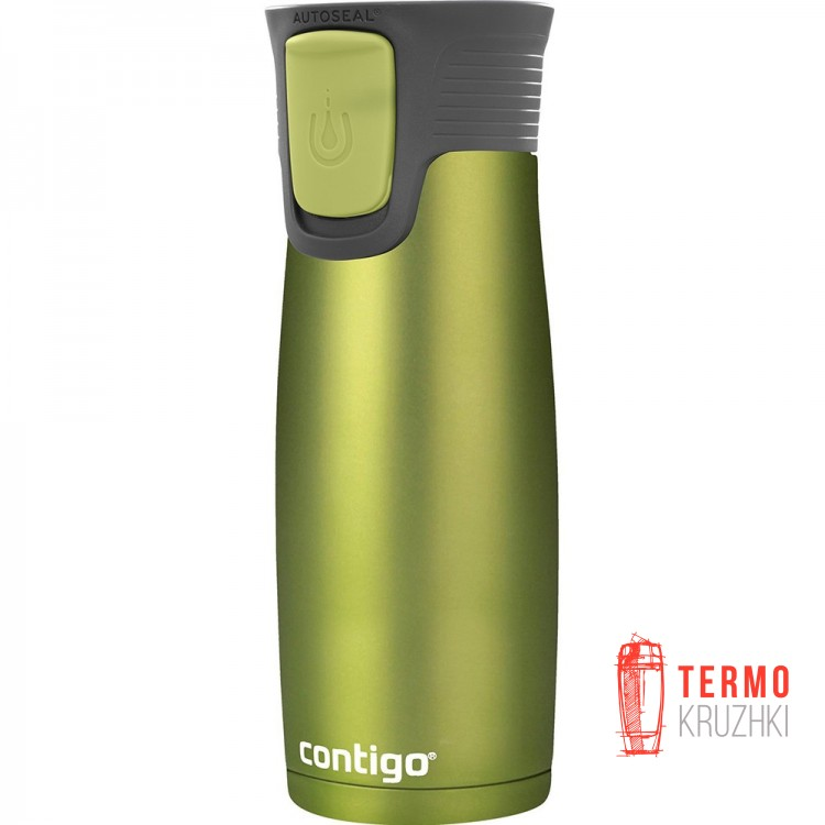 Термокружка Contigo Astor Lime 470мл