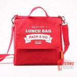 Ланчбег Lunch Bag L+ Томат