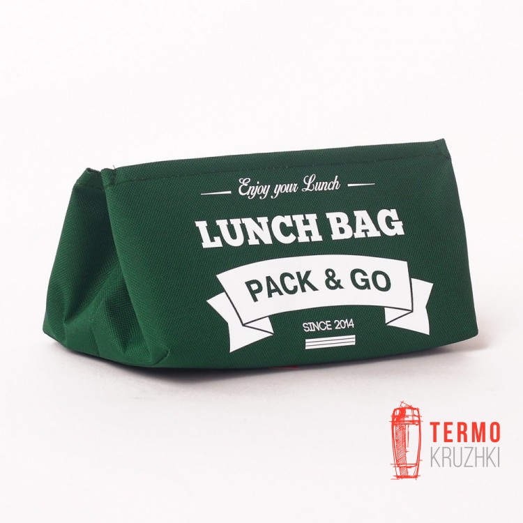 Ланчбег Lunch Bag S Зеленый