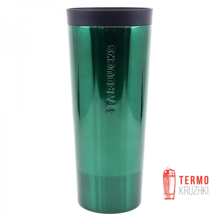 Термокружка Starbucks Shimmer Green Steel Tumbler 473 мл