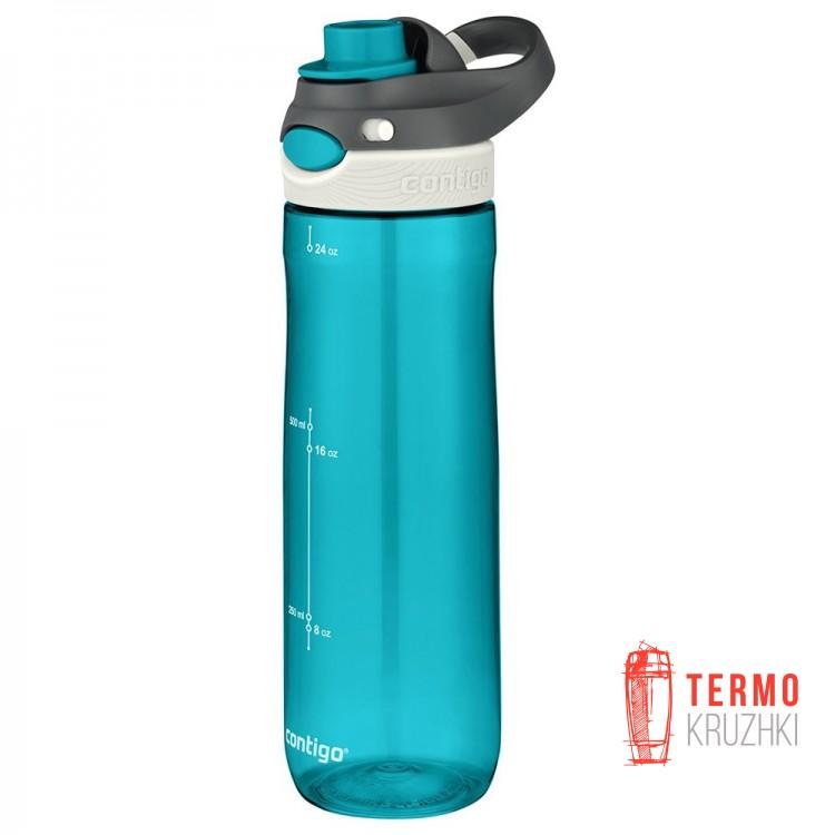 Бутылка для воды Contigo Chug Autospout 709 ml Scuba