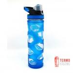 Бутылочка для спорта Eddie Bauer, Rocktagon, 650ml, Blue