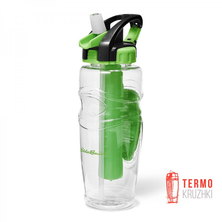 Бутылка для спорта Eddie Bauer, Freezer Water Bottle, 908мл, Vibgreen