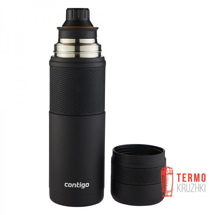 Термос Contigo THERMALOCK Thermal Travel Mug 740 мл Black