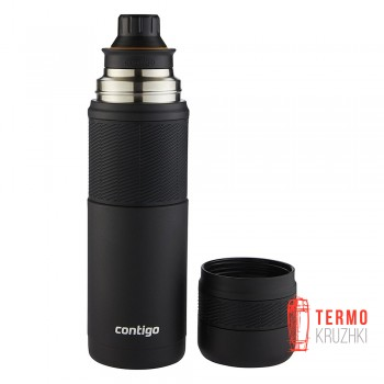 Термос Contigo THERMALOCK Thermal Travel Mug 740 мл Black