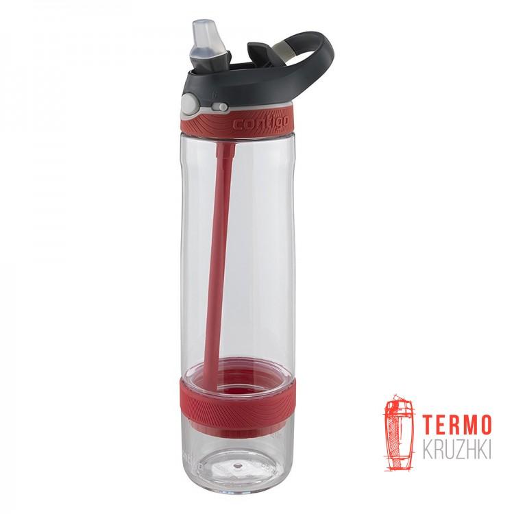 Бутылка для воды Contigo Ashland Infuser 768 мл Waterlmelon