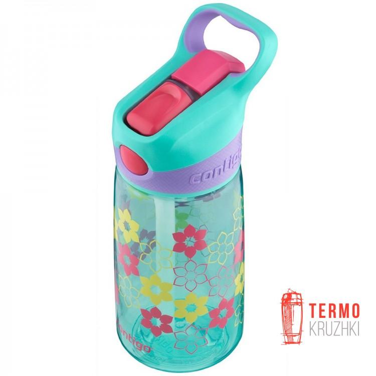 Детская бутылка для воды Contigo Striker Ultramarine 420ml