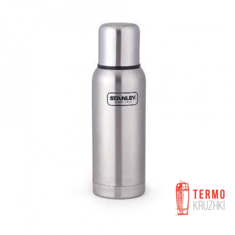 Термос Stanley Adventure Vacuum Bottle 1L - Stainless