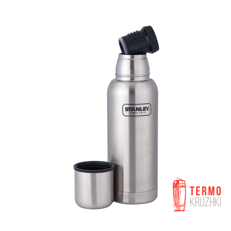 Термос Stanley Adventure Vacuum Bottle 0.75L - Stainless