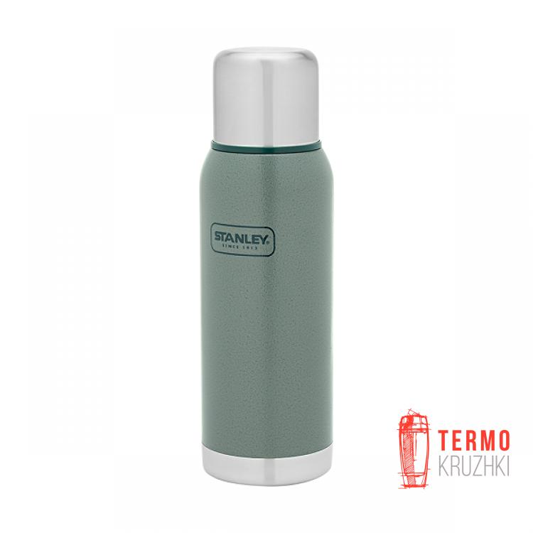 Термос Stanley Adventure Vacuum Bottle 0.5L - Green