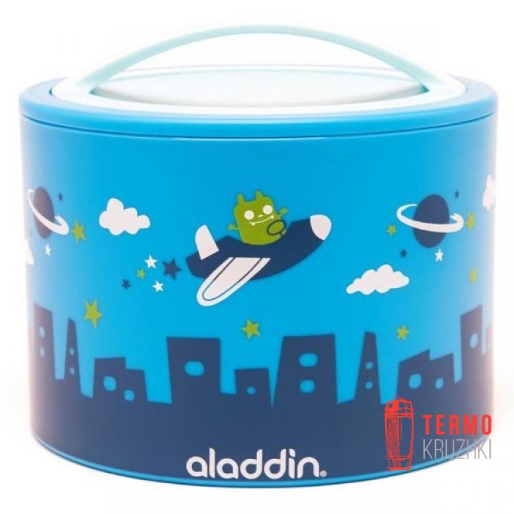 Tермос для еды - Ланчбокс от ТМ Aladdin BENTO KIDS 0.6L Blue
