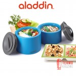 Tермос для еды - Ланчбокс от ТМ Aladdin BENTO 0.6L Blue