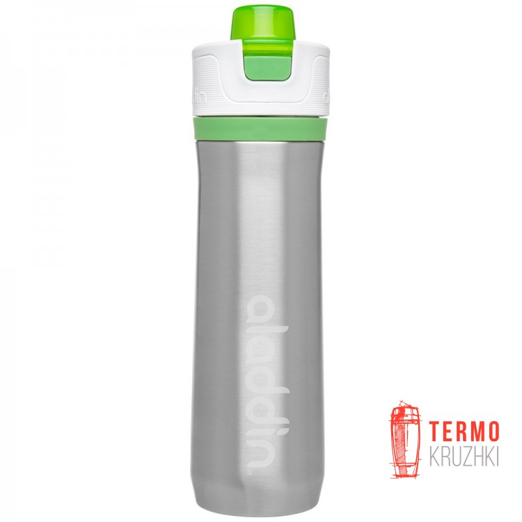 Бутылка для воды Aladdin Active Hydration Bottle Stainless Vacuum Green 0.6ml