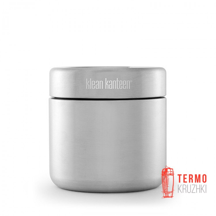 Пищевой контейнер Klean Kanteen Food Canister Brushed Stainless 473 ml