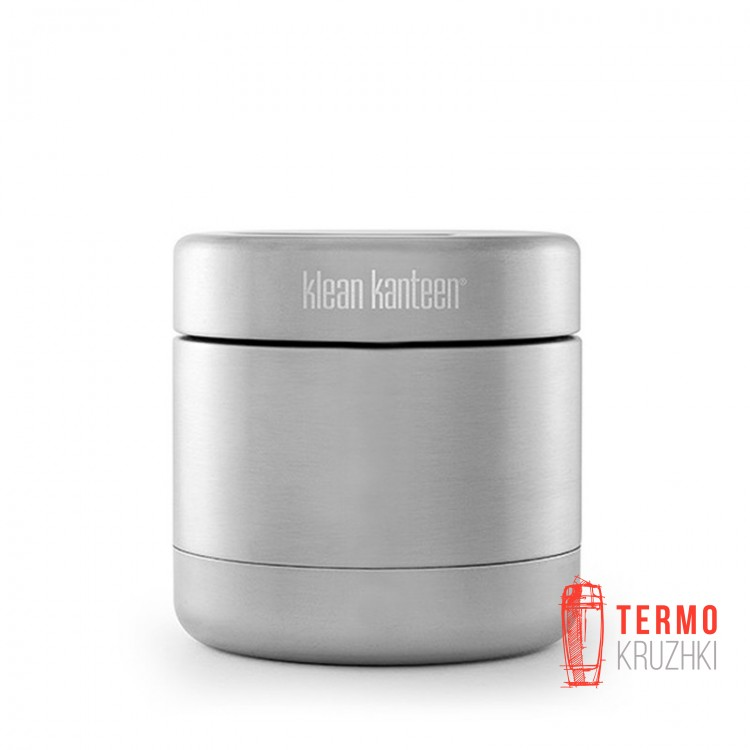 Пищевой термоконтейнер Klean Kanteen Insulated Food Canister Brushed Stainless 236 ml