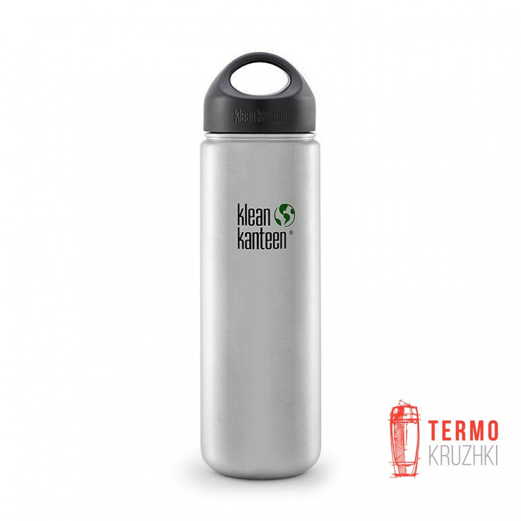 Фляга Klean Kanteen Wide Brushed Stainless 800 ml