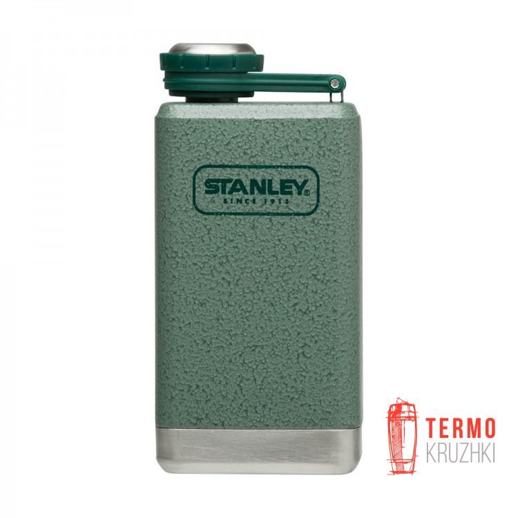Фляга Stanley Adventure SS  0,14 л зеленая