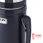 Термос пищевой Stanley Classic (0.7 л, Темно-синий)