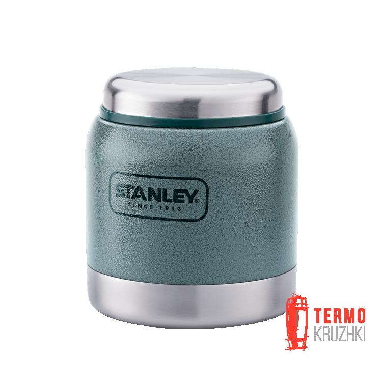 Термос пищевой Stanley Adventure (0.295 л Зеленый)