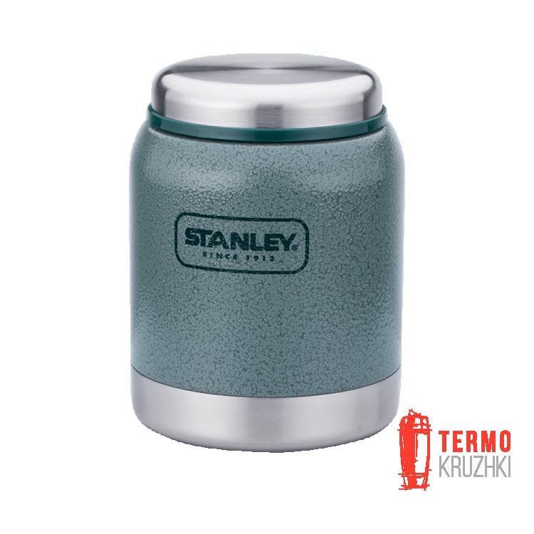Термос пищевой Stanley Adventure (0.41 л Зеленый)