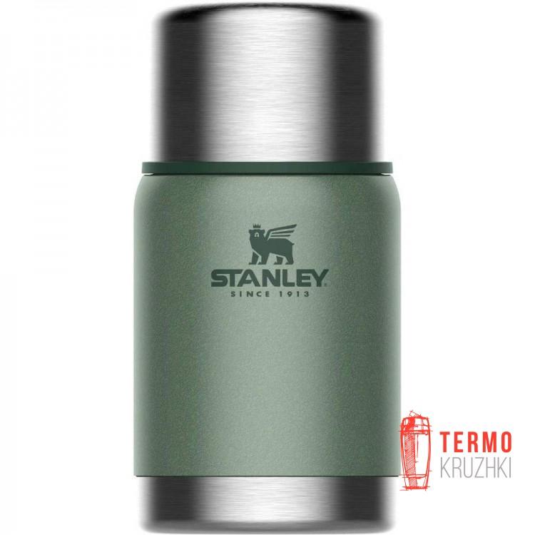 Термос пищевой Stanley Adventure (0.7 л Зеленый)