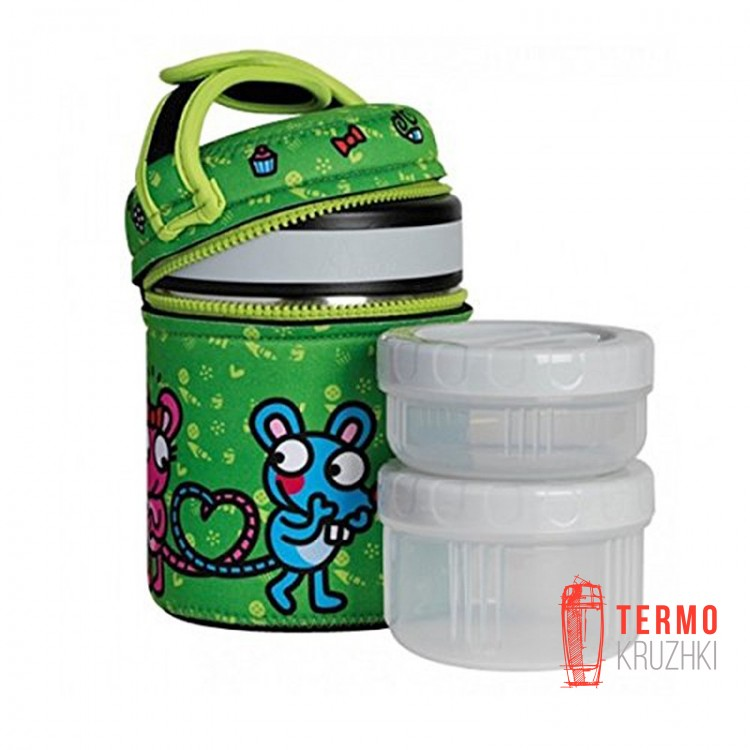 Laken Thermo food container 1 л + NP Cover  (KP10-D)