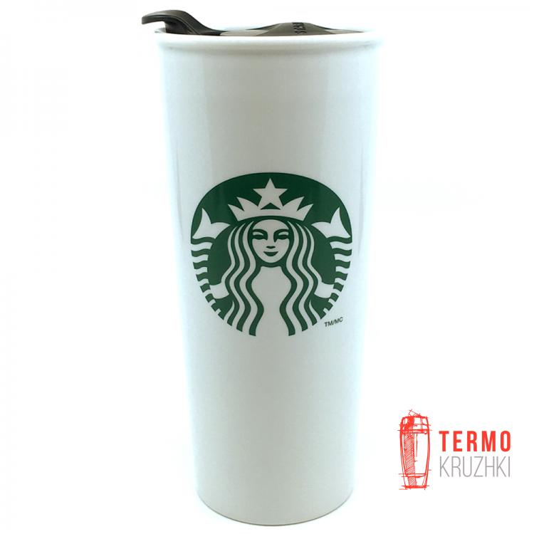 Термокружка Starbucks Double Wall Siren Cup 473 мл