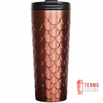 Термокружка Starbucks Rose Gold Scales Stainless Tumbler 473 мл
