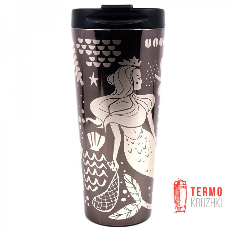 Термокружка Starbucks Mermaid Siren Stainless Steel Travel Mug 473 мл
