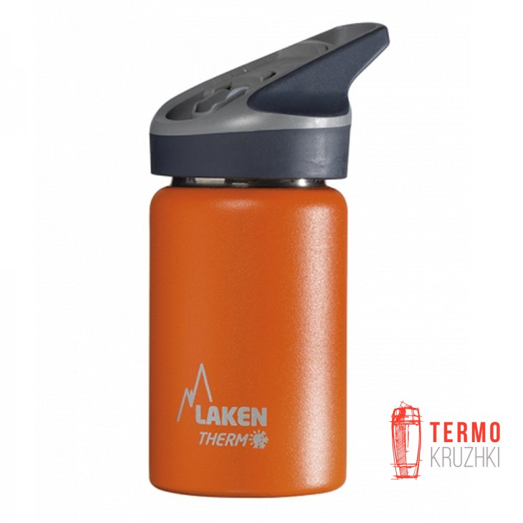 Термобутылка LAKEN Jannu Thermo ORANGE 0,35L