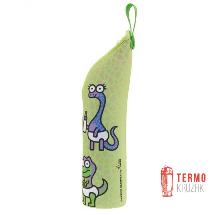 Термос детский Laken с чехлом 0,5 L - EPATADO DINOS