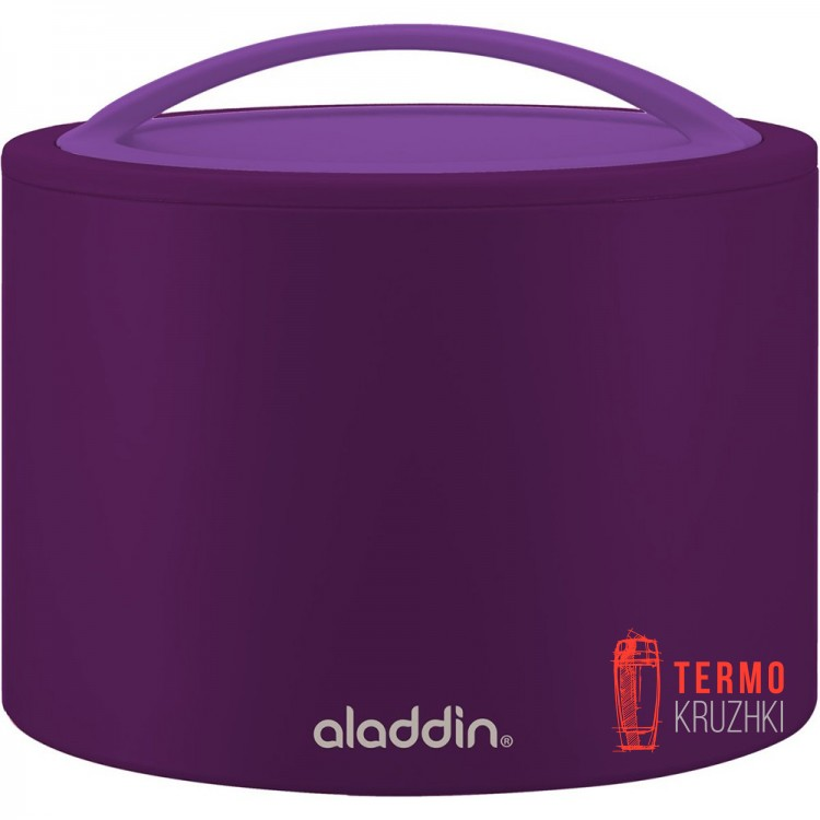Tермос для еды - Ланчбокс от ТМ Aladdin BENTO 0.6L  Purple