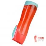 Спортивная бутылка для воды Contigo Swish 500 мл Оранжевая