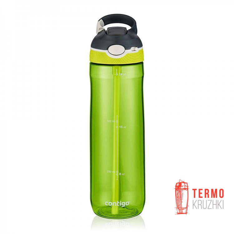 Бутылка для воды Contigo Ashland Vibrant Lime 710 ml