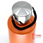 Детский термос Cheeki Classic Insulated 400 ml Orange