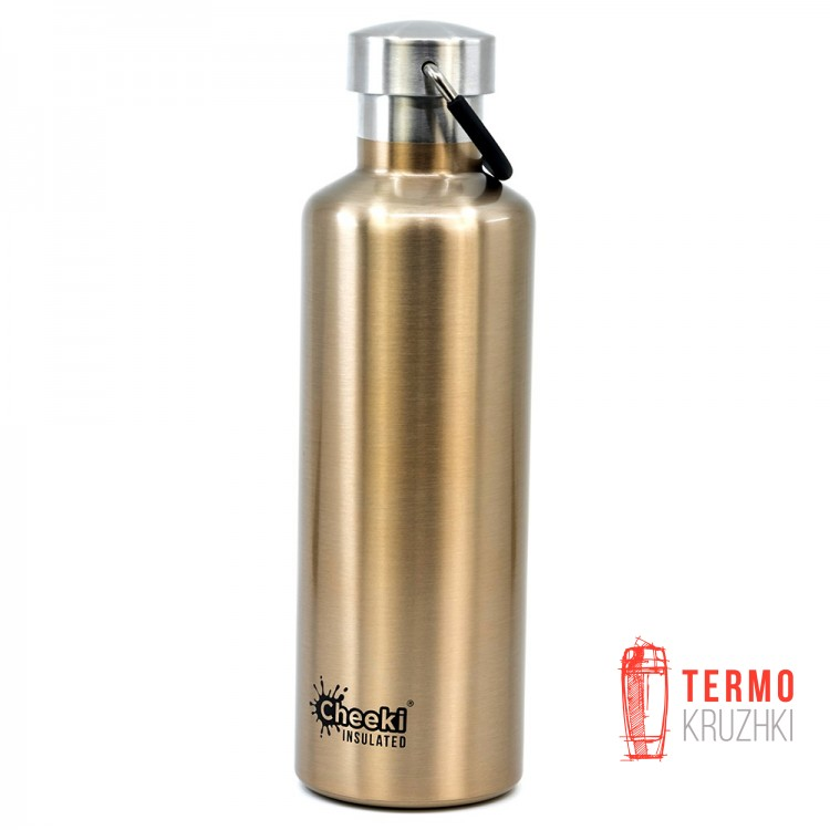Термос Cheeki Classic Insulated, 600 ml, Champagne