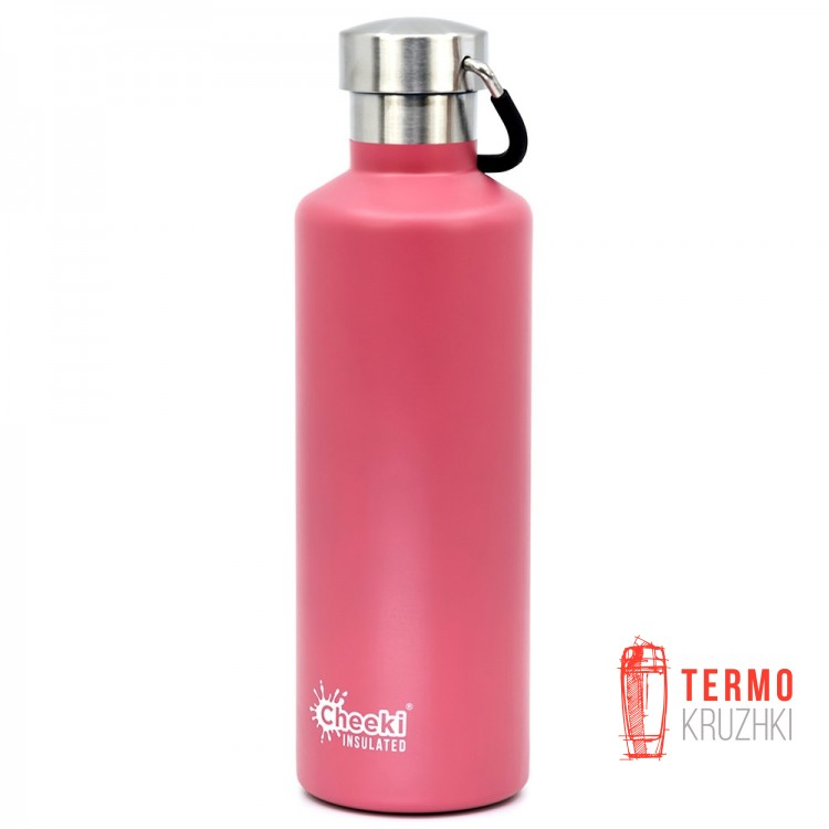 Термос Cheeki Classic Insulated, 600 ml, Dusty Pink