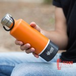 Термос Cheeki Classic Insulated, 600 ml, Orange Grey