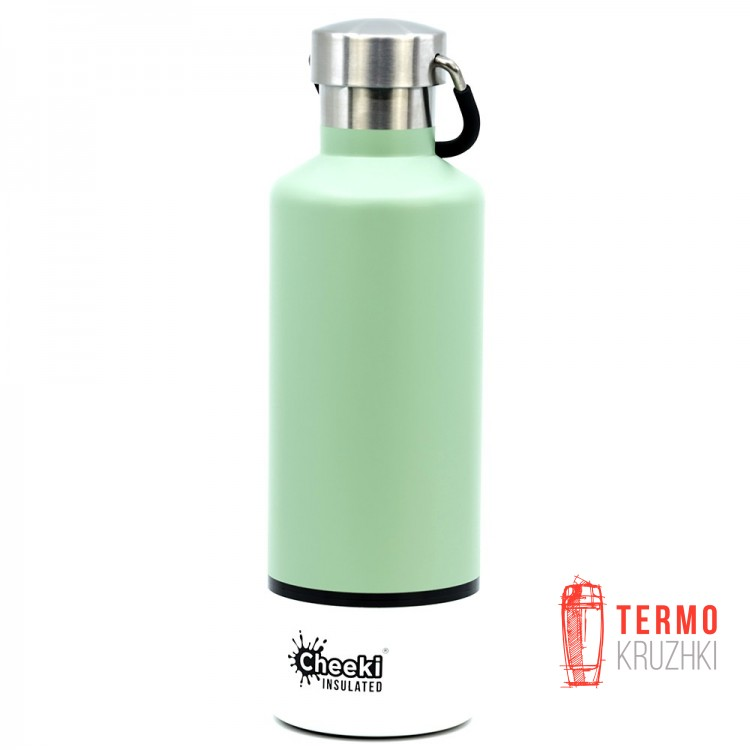 Термос Cheeki Classic Insulated, 600 ml, Pistachio White