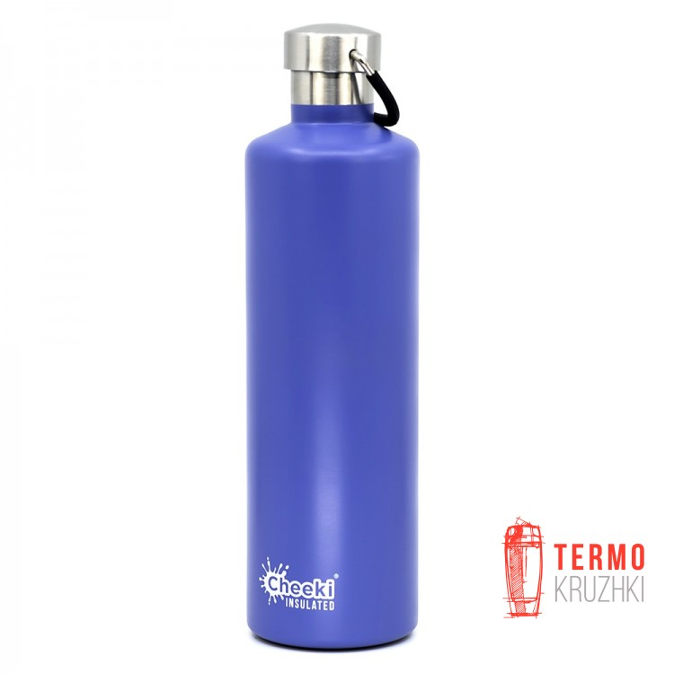 Термос Cheeki Classic Insulated, 1 литр, Lavender