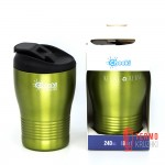 Термокружка Cheeki Coffee Cup, 240 ml, Lime