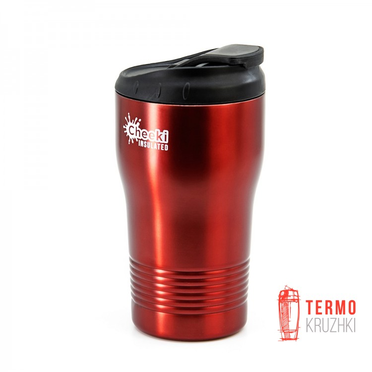 Термокружка Cheeki Coffee Cup, 310 ml, Cherry Red