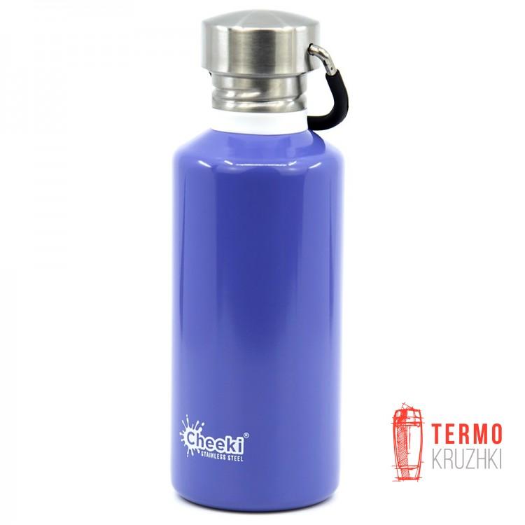 Детская бутылка для воды Cheeki Classic Single Wall, 500 ml, Lavender