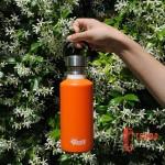 Детская бутылка для воды Cheeki Classic Single Wall, 500 ml, Orange