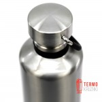 Бутылка для воды Cheeki Classic Single Wall, 750 ml, Silver