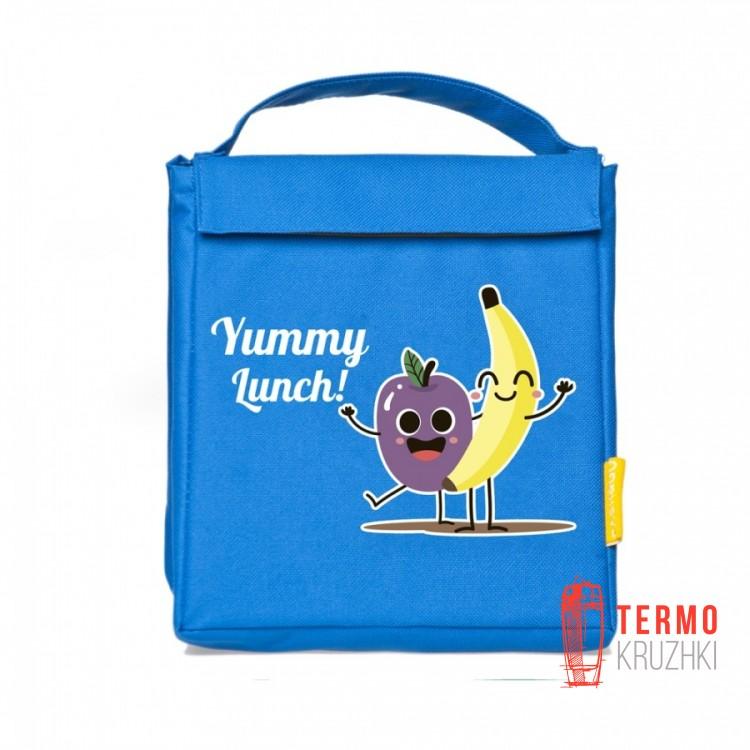 Ланчбег Pack&Go детский (M KIDS), голубой