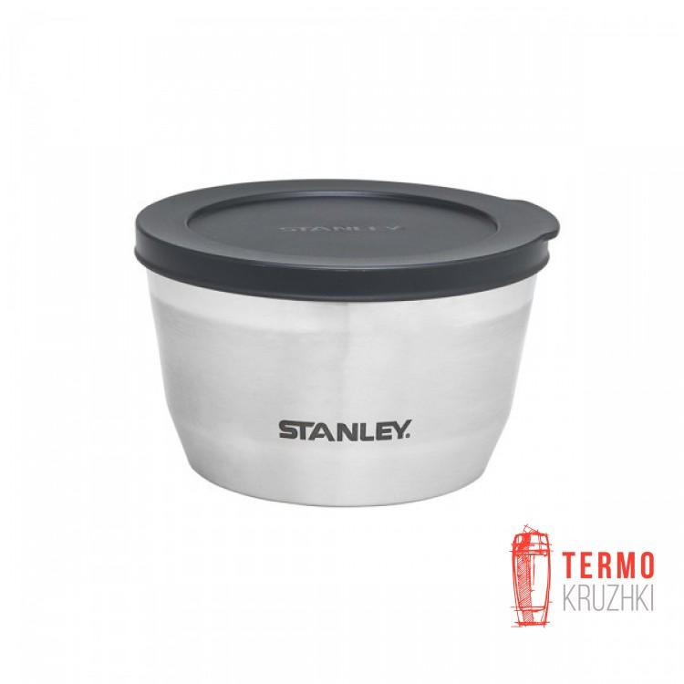 Термоконтейнер Stanley Adventure Bowl 0,53 Л стальной