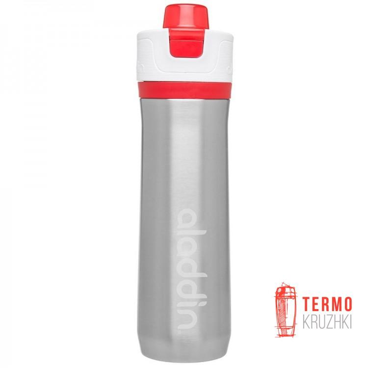 Бутылка для воды Aladdin Active Hydration Bottle Stainless Vacuum 0.6ml красная