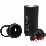 Термокружка Stanley Mountain Switchback Matte 0.3 Л черная