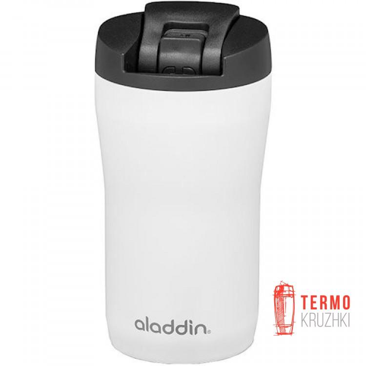 Термокружка Aladdin Latte 0.25 л белая